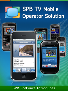 SPB Cherishes Mobile Network Operators with a Turnkey Mobile TV Solution