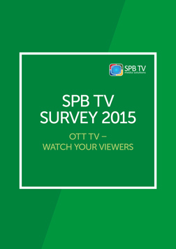 Survey 2015. OTT TV – Watch Your Viewers