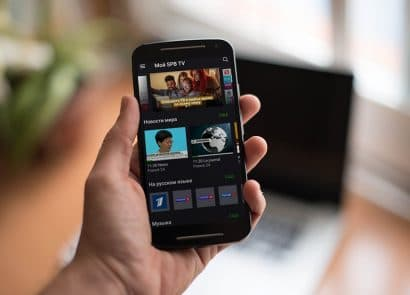 SPB TV — знакомый сервис в новом виде