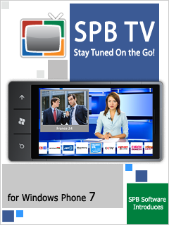 What's on SPB TV, Windows Phone 7 users?