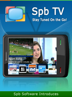 Spb TV 1.0 - Mobile TV, the Way It Should Be