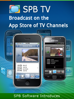 SPB TV 3.0: New Mobile TV App Store for Broadcasters Launched