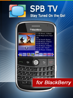 SPB TV comes to BlackBerry Smartphones - the number of platforms provided with SPB TV rapidly grows