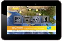teXet Tablets Go with SPB TV